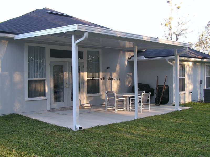 Patio Covers Carports & Awnings Lifetime Enclosures