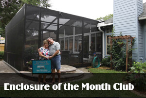 enclosure Of The Month