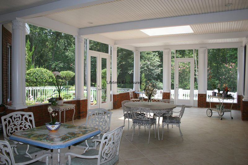Lanai Conversions Lifetime Enclosures