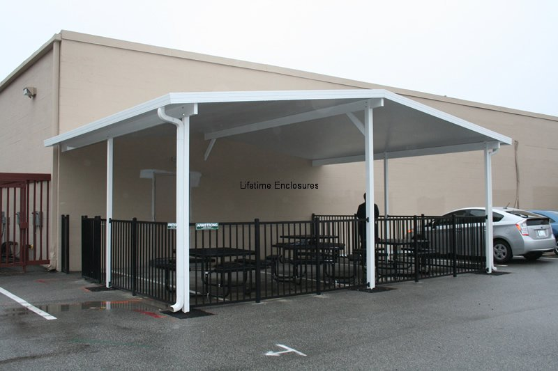 patio covers carports awnings lifetime enclosures