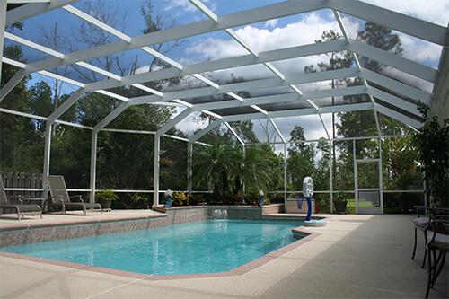 pool-white