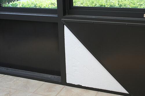 sunrooms-aluminumkneewall